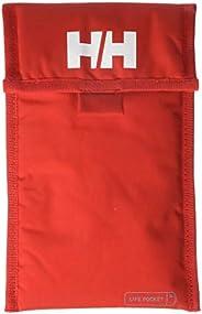 Helly Hansen Unisex External Life Pocket Keep Your Phone Alive Longer, 222 Alert Red, One Size