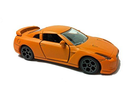 Majorette Nissan GTR, Scale 1:61, Model Car (NO BOX)