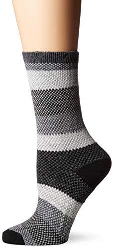 gsAway Brookside Park Sock, Black, Small/Medium ()