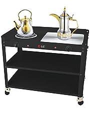 الطباخة الكهربائية لتسخين القهوة والشاي 5537-DLC