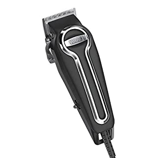 Wahl Clipper Elite Pro High-Performance Home Haircut & Grooming Kit for Men - Electric Hair Clipper - Model 79602 (B00UKVNSLC) | Amazon price tracker / tracking, Amazon price history charts, Amazon price watches, Amazon price drop alerts