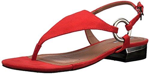 Tahari Ta Sandal Women's Orange Flat lacie O0B4qO