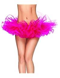 Blidece Basic Tutu Skirt for Women - 18 Colors Available