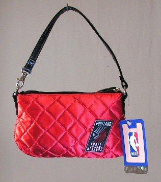 - NBA Portland Trail Blazers Quilted Wristlet
