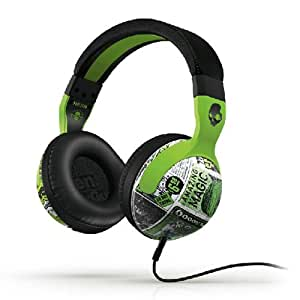 Skullcandy DB Hesh 2.0 Headphones, Lurker Toxic Flyer, One-Size