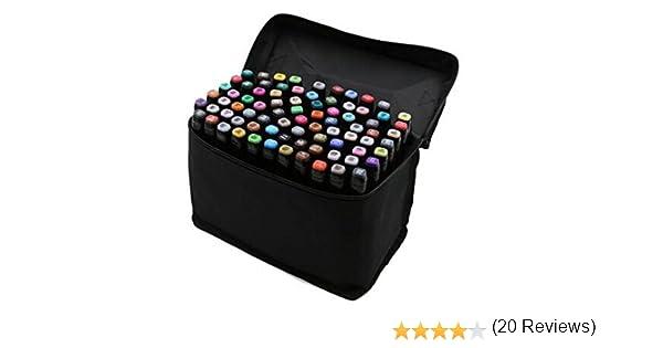 40/60/80/168 Colores Art Marker Set, doble punta juego de ...