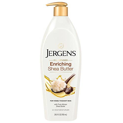 Jergens Shea Butter Deep Conditioning Moisturizer, 26.5 Ounces (Packaging May Vary)