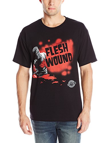 Liquid-Blue-Mens-Monty-Python-Flesh-Wound-T-Shirt