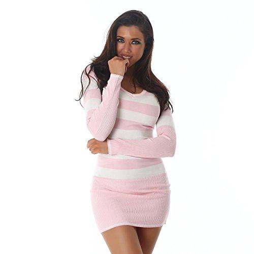 Jela London - Vestido - Noche - para mujer Rosa