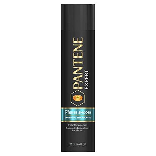Pantene Expert Pro-V Intense Smooth Shampoo, 9.6 Fluid Ounce