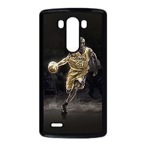 LG G3 Cell Phone Case Black sports 14 Kobe VIU069989