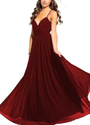 Chiffon Silk Prom Dress - 9