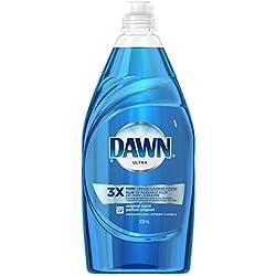 Dawn Dish Soap, Ultra Dishwashing Liquid, Original Scent, Blue, 21.6 Fl Oz (Pack of 2)