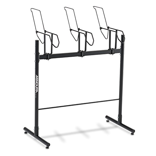 Minoura DS-4200 Bicycle Display Stand, Black