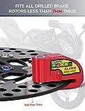 Tchipie 110db Motorcycle Alarm Disc Brake