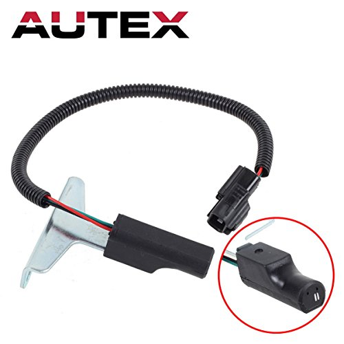 AUTEX Crankshaft Position Sensor 56027870 compatible with Dodge B1500 & B2500 & B3500 & Dakota 1997 1998 1999 2000 2001 2002 2003