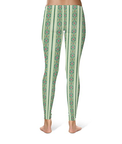Queen of Cases - Legging de sport - Femme vert Green taille unique