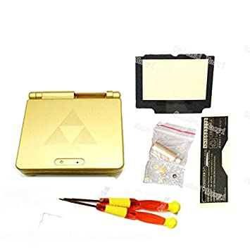 Amazon.com: Nueva carcasa de Pikachu/Zelda/Bob Esponja oro ...