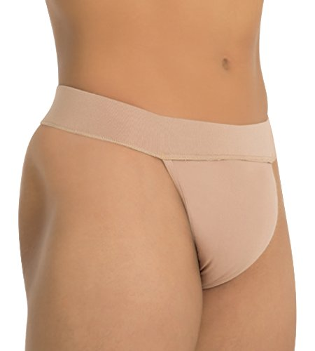 Body Wrappers Thong Support Dance Belt M003 by Body Wrappers