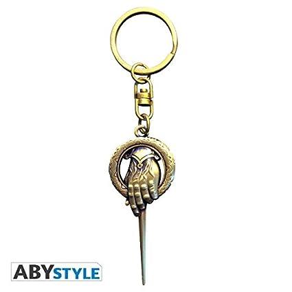 ABYstyle - GAME OF THRONES - Llavero 3D - Mano del rey