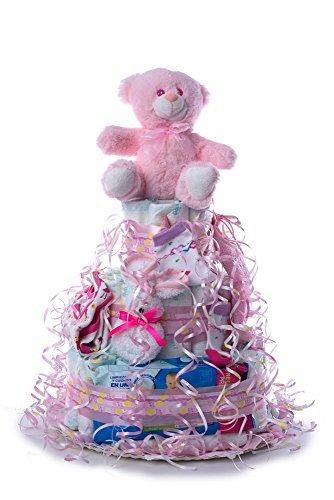Un regalo original para el bebé recién nacido, incluyendo peluche, calcetín, toallas DODOT, babero y toalla facial: Amazon.es: Bebé