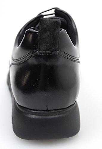 0012010602 Nero Scarpa Art 9111 Donna Black 02 Blanche Voile Lucy Francesina Classica T06qX