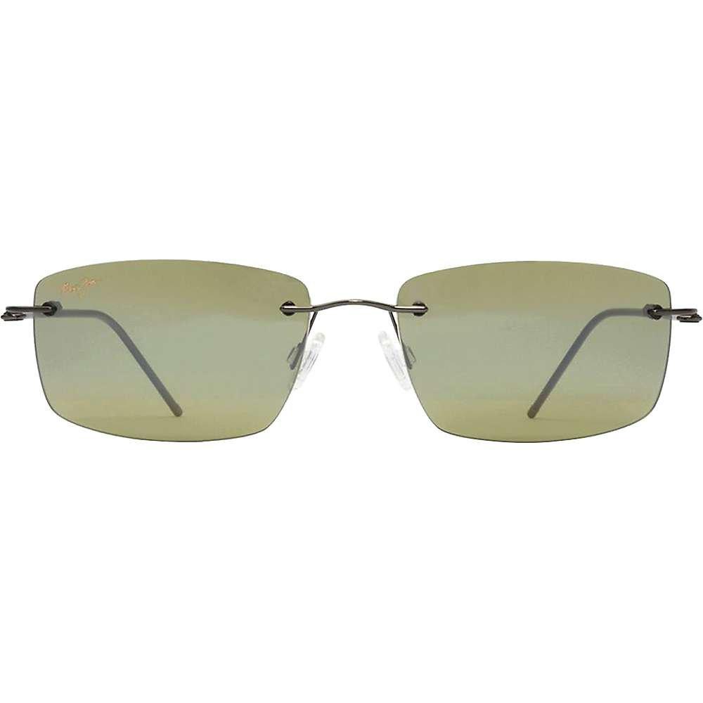 Maui Jim Unisex Sandhill Dark Gunmetal//Smoke//Maui HT Sunglasses 603429033064