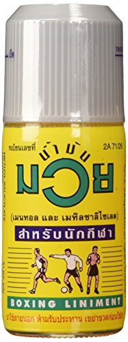 - Namman Muay Thai Boxing Liniment 120ml