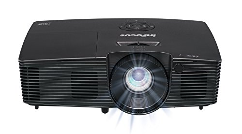 InFocus IN114XA Projector, DLP XGA 3800 Lumens 3D Ready 2HDMI with Speakers ()