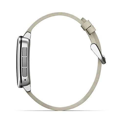 Pebble Time Steel Smartwatch for Apple/Android Devices - Silver