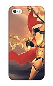 AmandaMichaelFazio Snap On Hard Case Cover Legion Commander Protector For Iphone 5/5s