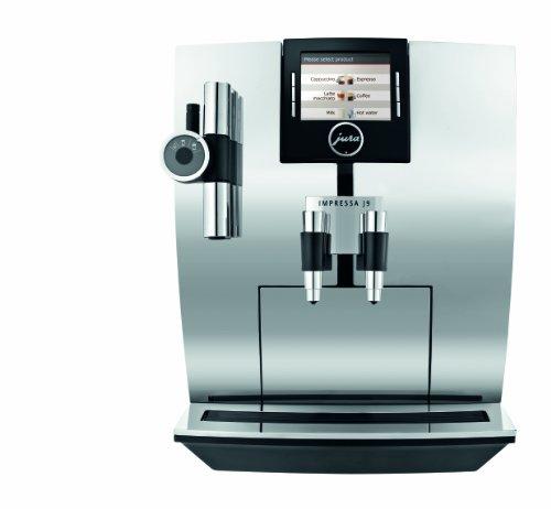 Jura Impressa J9 One Touch TFT Automatic Coffee Center, Chrome (Capresso Super Automatic compare prices)