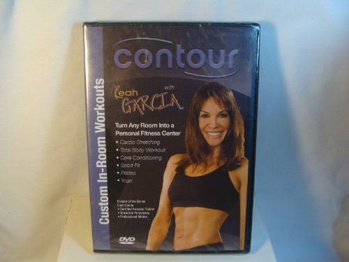 (CONTOUR WITH LEAH GARCIA: CUSTOM IN-ROOM WORKOUTS (2007 DVD))