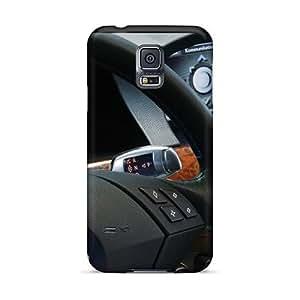 Hot Tpu Cover Case For Galaxy/ S5 Case Cover Skin - Bmw Alpina B7 Dashboard