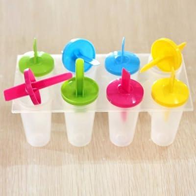 Compra Juego de 4 moldes para helados en Amazon.es