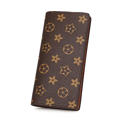 - SSMY Womens Wallet on Sale Disign Fashion Leather Clutch Handbag Zipper Organizer Card Holder (Style7)