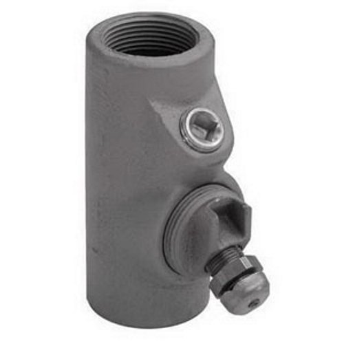 Appleton EYDEF200 EY Sealing Fitting, 40% Fill, Malleable Iron, 2