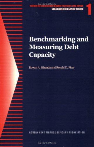 Benchmarking and Measuring Debt Capacity (GFOA Budgeting...