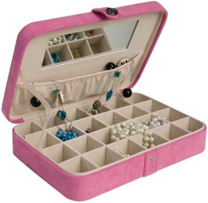 Jewelry Box  Jewellery Box  Jewelry Organizer  Ring Holder  Travel Jewelry Box  Mele Jewelry Box  Jewelry Travel Case  Jewelry Holder
