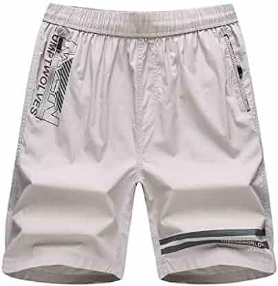 CATSDER Dinosaur Running Pattern Boxer Briefs Mens Underwear Pack Seamless Comfort Soft