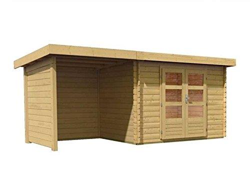 Fußboden Im Haus ~ Karibu gartenhaus bastrup 3 mit schleppdach fußboden und