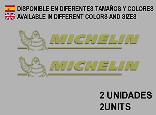 Gold Ecoshirt HJ-XF2G-GYVB Stickers Michelines F24 Aufkleber Decals Autocollants Desivi