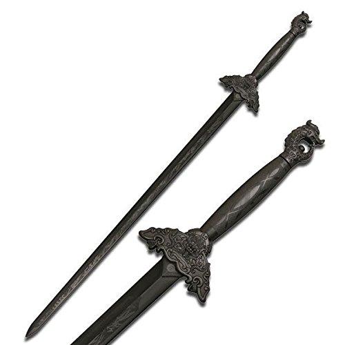 BladesUSA E472-PP Martial Arts Polypropylene Training Tai Chi Sword, 39-Inch Length