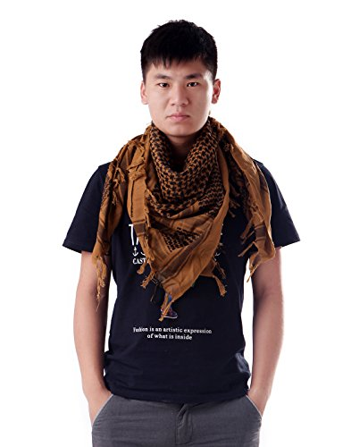 HDE Military Tactical Keffiyeh Checkered product image