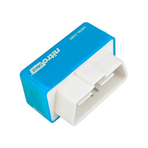 YONGYAO Eco Obd2 Economí a Chip Tuning Caja Diesel Azul Potencia Combustible Optimizació n Dispositivo