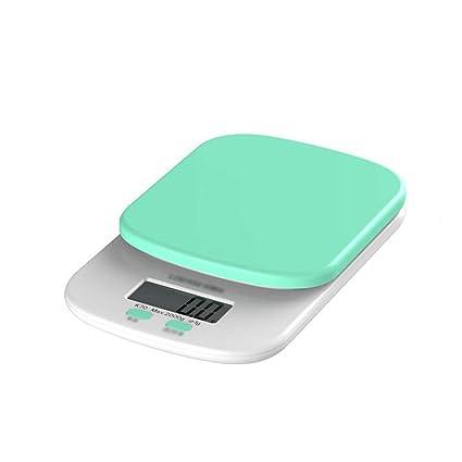 XF Básculas digitales Escalas de cocina - Herramientas para hornear pequeñas para el hogar Pesaje de