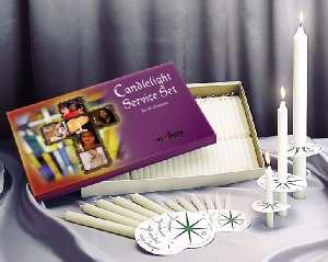 Candlelight Service Set for All Occasions
