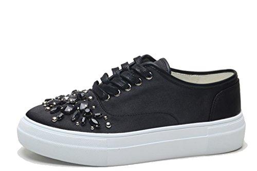 Honingwinkel Dames Chique Veters Sneakers Pu Lederen Vrijetijdsschoenen Rood