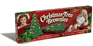 Little Debbie Christmas Tree Brownies 3 Packs of 5