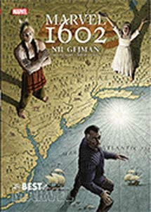 marvel 1602 hardcover - 6